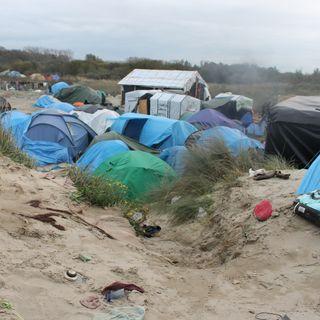 """Lo smantellamento della Giungla di Calais"". Intervista con Radio Cusano Campus"