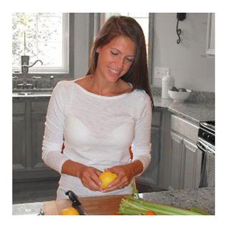 Vicki Marquez shares her children's book on superhero veggies