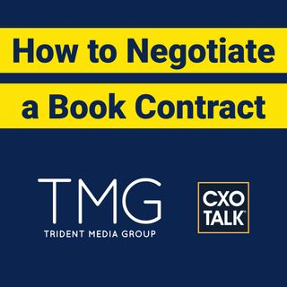 How to Sell and Negotiate a Book Publishing Contract