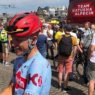 Mads Würtz med direkte fra Tour de France på 2. hviledag 2019