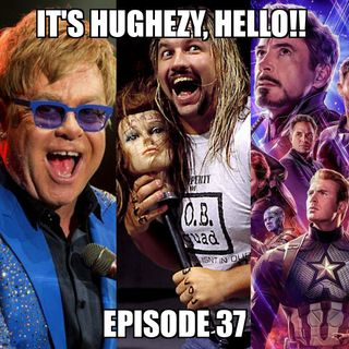 Ep. 37: Al Snow, Elton John, Avengers Endgame
