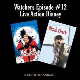 Ep. 12 - Disney Live Action - 101 Dalmatians/Blank Check