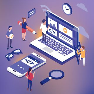 Professional Website Design Service in Sacramento - Velocity Media Lab