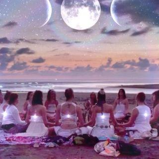 Cuando la luna redonda està