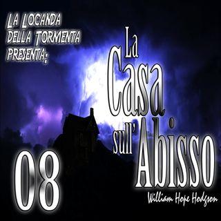 Audiolibro La Casa sull Abisso - William Hodgson - 08