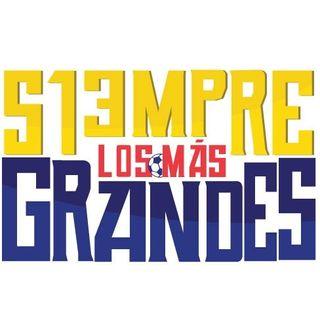LOS MÁS GRANDES Temporada 4 programa 016. Mayo 8, 2019.