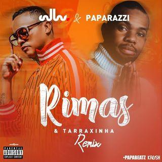 Dj Callas & Dj Paparazzi Feat. Lukeny Fortunato - Rimas & Tarraxinha [Download/Baixar]