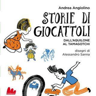 """Andrea Angiolino """"Storie di giocattoli"""""""