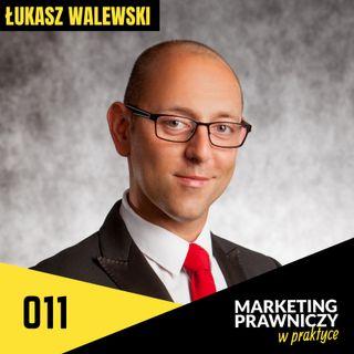 MPP#011 Współpraca prawników z mediami – Łukasz Walewski