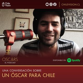 Un Óscar para Chile con Pato Escala