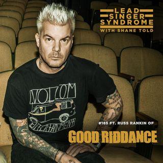 Russ Rankin (Good Riddance, Only Crime)