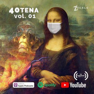 004. 40TENA vol. 01