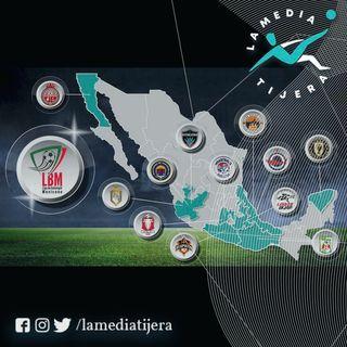 Los Escudos de la Liga de Balompié Mexicano