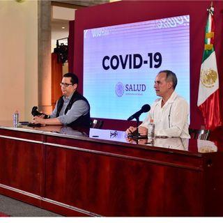 4219 casos confirmados de Covid-19 en México