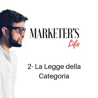 Le 22 Leggi Immutabili del Marketing - 2) La legge della Categoria - Episodio 8