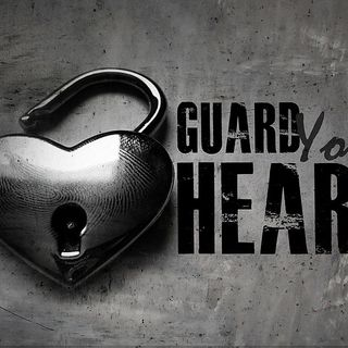 The Love Agenda- guard your heart against works!