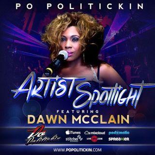 Artist Spotlight - Dawn McClain
