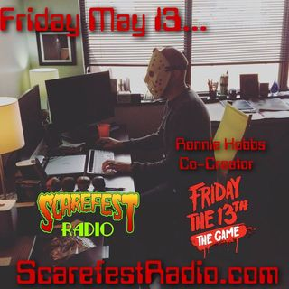 Ronnie Hobbs - Friday The 13th Game SF9 E23