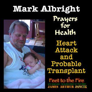 Healing Prayer & Meditation For Mark