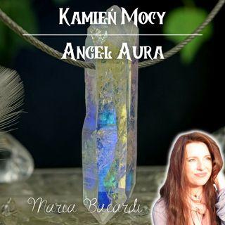Angel Aura- Anielski Kryształ - Jak nawiązać kontakt z Aniołami, oczyszczenie aury | Maria Bucardi