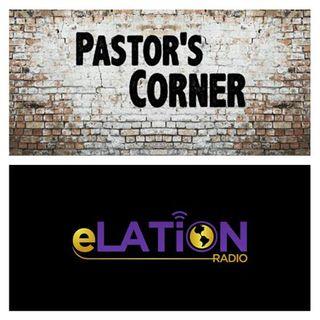 Pastor's Corner with Elder Richards
