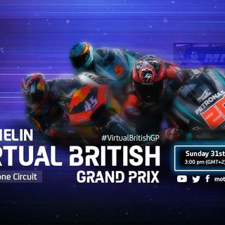 MotoGP eSport | Michelin Virtual British GP