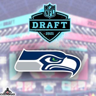 El Dedal de 8 Costuras 78: Draft de Seattle Seahawks con Marcelino Monferrer.