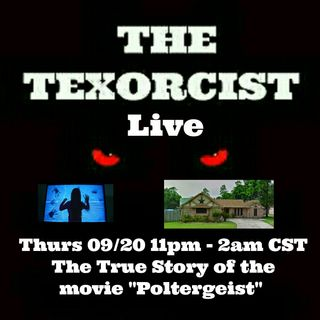 "The True Story of the Movie ""Poltergeist"""