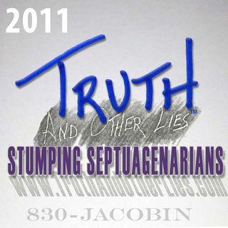 Stumping Septuagenarians / T^OL2011