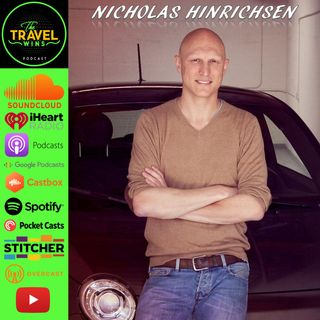 Nicholas Hinrichsen | entrepreneur starting all over again and hoping for similar success WithClutch
