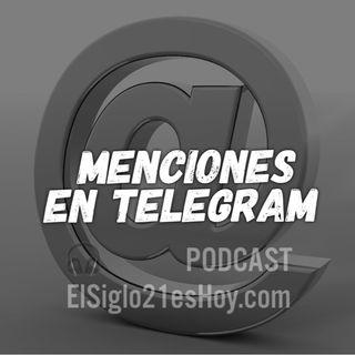Menciones en Telegram