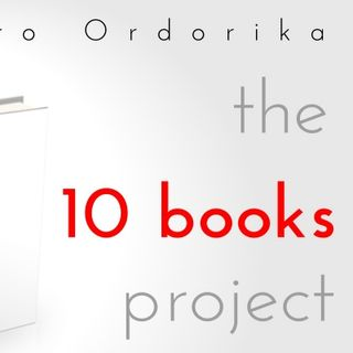 10 Books Project Podcast