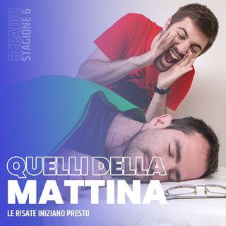 Sveglie traumatiche, mamme traumatizzate ed esperimenti bizzarri - #QuelliDellaMattina