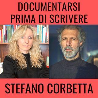 Documentarsi prima di scrivere - BlisterIntervista con Stefano Corbetta