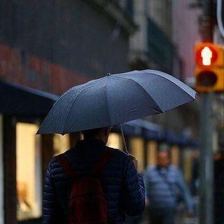 Se activa alerta amarilla por lluvias en nueve alcaldías