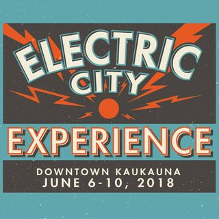 Jason Lipsky, Electric City Experience
