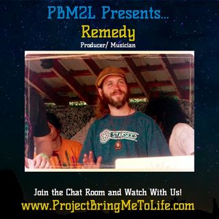 Ep. 42 Poet and Musician Remedy