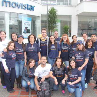 Desde Venezuela- Dayana Voluntaria Telefónica y su experiencia
