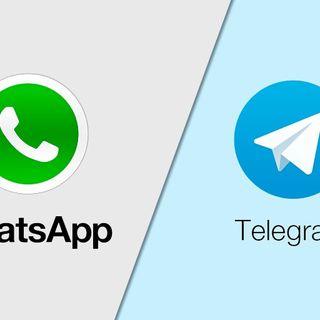 Telegram vs WhastApp ... y muchas mas noticias !!!