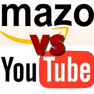 #fo Noi ragazzi preferiamo Amazon o YouTube?