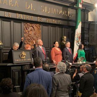 Entregan medalla Belisario Domínguez a Rosario Ibarra