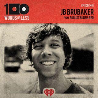 JB Brubaker from August Burns Red