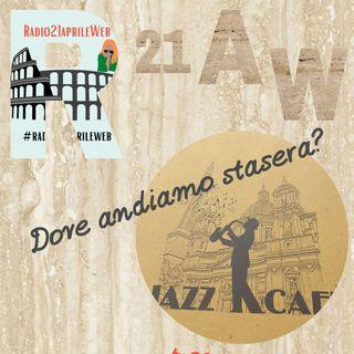 Appuntamento al Jazz Cafè di via Zanardelli