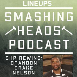 SHP Rewind: Brandon Drake Nelson Interview