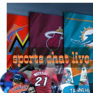 Sports Chat Live 7/17/17