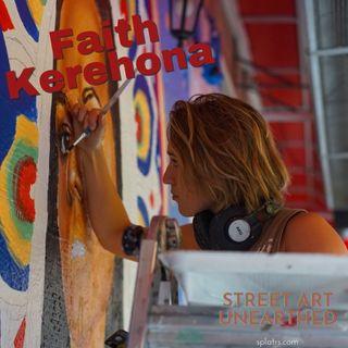 34. Street Art Through the Sociological Lens - Faith Kerehona