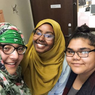 Episode 6: Being a Muslim on Campus, the U.S., and Double Consciousness
