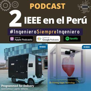 [2] IEEE en el Perú - Organización Mundial de Ingenieros