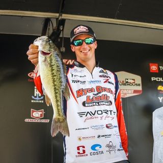 The Journey continues for Grae Buck at Stop #2 of the FLW Series on Lake Martin