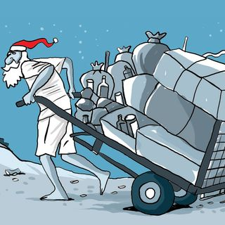Natal da fome!